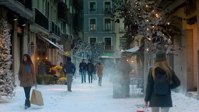 Campaña publicidad Sorteo Navidad ONCE 2015