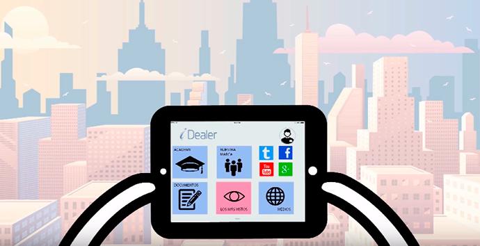 IDealer, una herramienta digital de apoyo al departamento de ventas