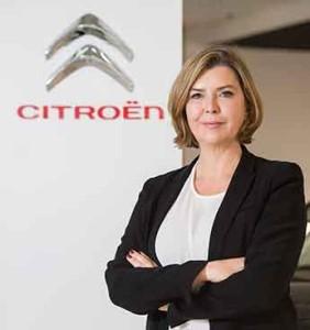 Concha Caja dircom Citroën España