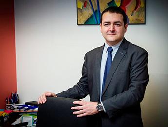 Josep Sicart, director financiero en Gruzo Zeta