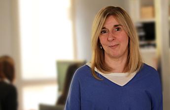 Rocío Dégano, directora financiera de Shackleton