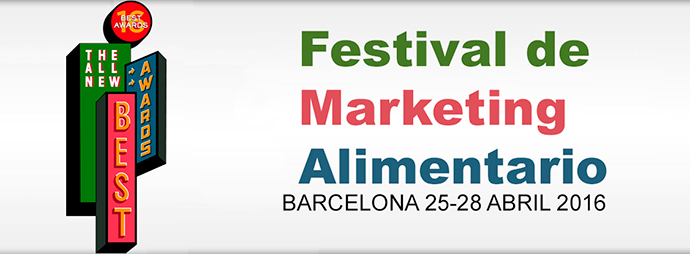 Best Awards, el festival de marketing alimentario organizado por IPMARK