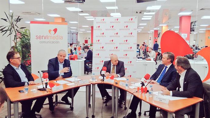 Servimedia ha organizado el encuentro #PublicidadyValores en Madrid.IPMARK