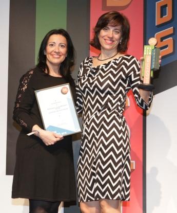Gran premio de Branded Content a McDonald's y OMD por la campaña Grand McExtrem Topchef.