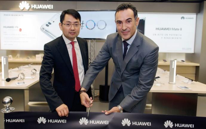 Huawei presenta su nuevo posicionamiento de marca