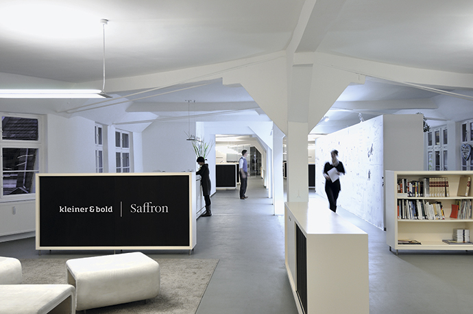 Saffron se asocia con la agencia alemana Kleiner und Bold_IPMARK