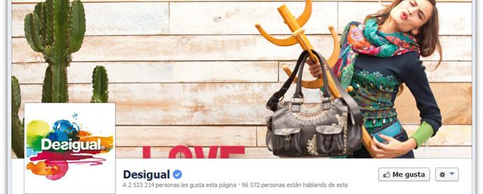 Marcas de moda. ¿Quién manda en Facebook?