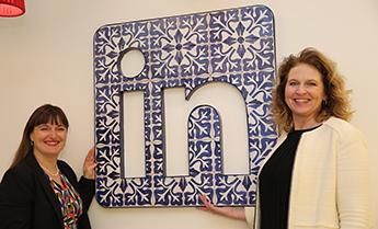 Inauguración nueva oficina de LinkedIn en España-IPMARK