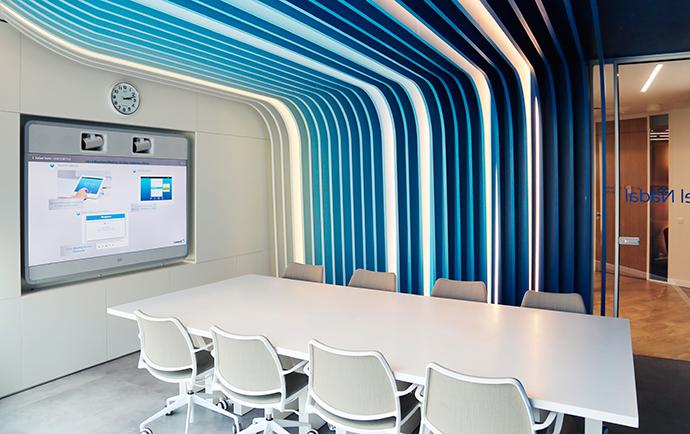 Nueva oficina de Linkedin en España, situada en el centro de Madrid-IPMARK
