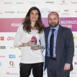 Premio Mejor Director/Profesional de Marketing: Beatriz Navarro.