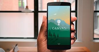 Canvas-Facebook-Páginas
