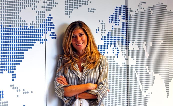 Hortensia Fuentes, directora general comercial de 20 Minutos Editora.