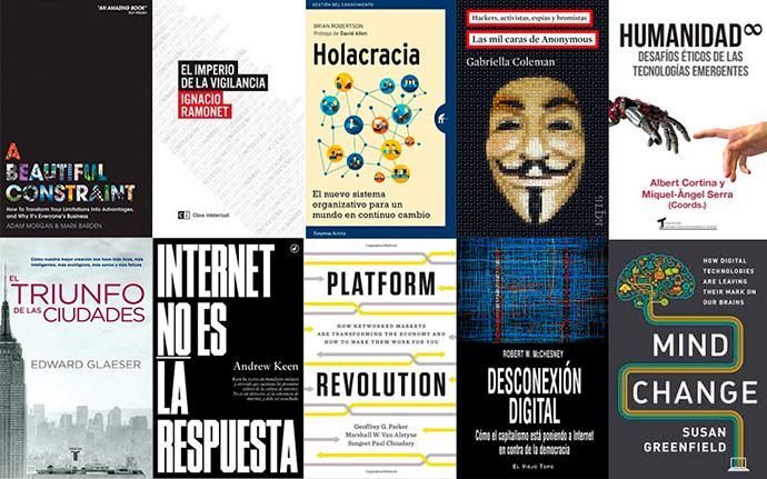 10 libros para hackear tu mente este verano