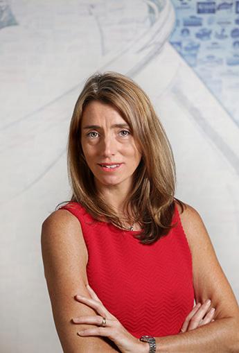 Cristina Kenz, VP marketing de Danone Iberia