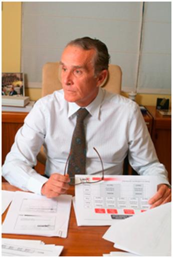 Eduardo Olano, presidente de Atresmedia Publicidad