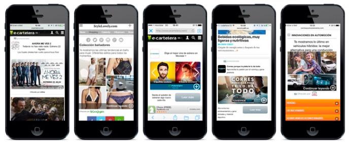Smartclip lanza InFeed Ad, formato nativo de publicidad móvil