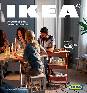 Geobuzón reparte un año más el catálogo de IKEA