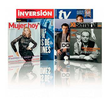 Vocento Revistas, alianza estratégica  con Bloomberg Businesswek y El Periódico