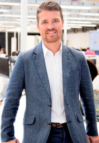 Albert Serrano, director general de Vente-privee España