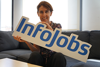 Olivia Fontela, nueva directora de marketing de InfoJobs
