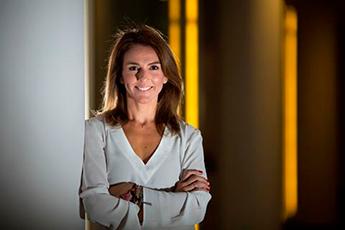 Pilar Sainz, directora de comunicación de Vocento