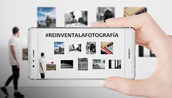 #ReinventaLaFotografía. La expo de foto smartphone de Huawei