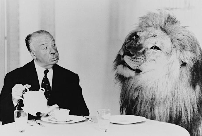 Hitchcock, maestro del suspense y de la publicidad