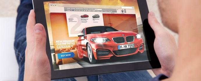 Un 43% de los usuarios compraría un vehículo online si fuese más barato