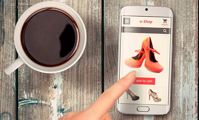 El m vil en la compra online estudio anual de mobile for Compra online mobili