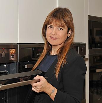 Ana Molarinho, directora de marketing Iberia de Grupo Electrolux