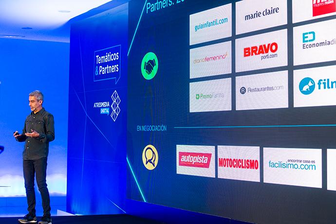 Atresmedia Digital presenta su nueva estrategia de portales temáticos