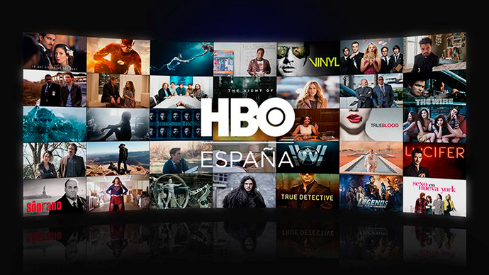 Lanzamiento de HBO España