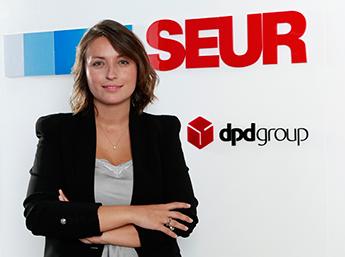 Laura Gonzalvo, directora de comunicación y experiencia de cliente de SEUR