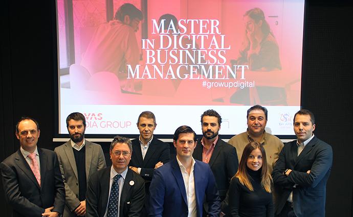 Lanzan el Máster in Digital Business Management-IPMARK