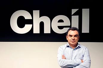 Miguel Rodríguez Mansfield, director de servicios al cliente de Cheil Spain