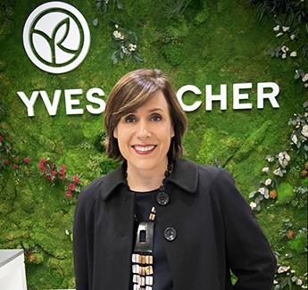 Patricia Suárez, directora de marketing de Yves Rocher