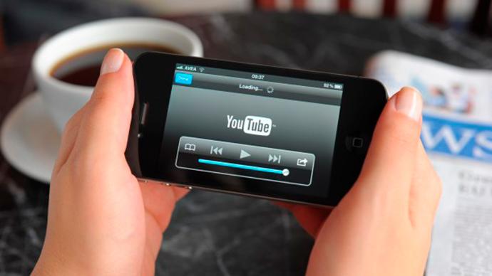 Los mayores de 45 impulsan el crecimiento del vídeo móvil