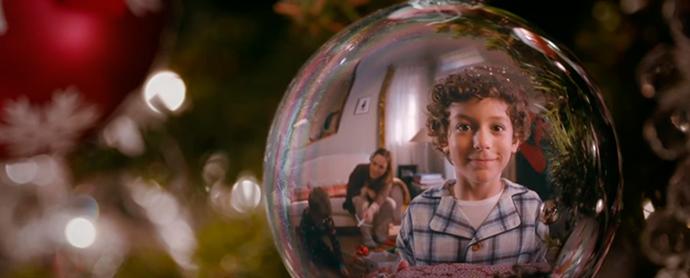 Suchard presenta su primer cuento de Navidad