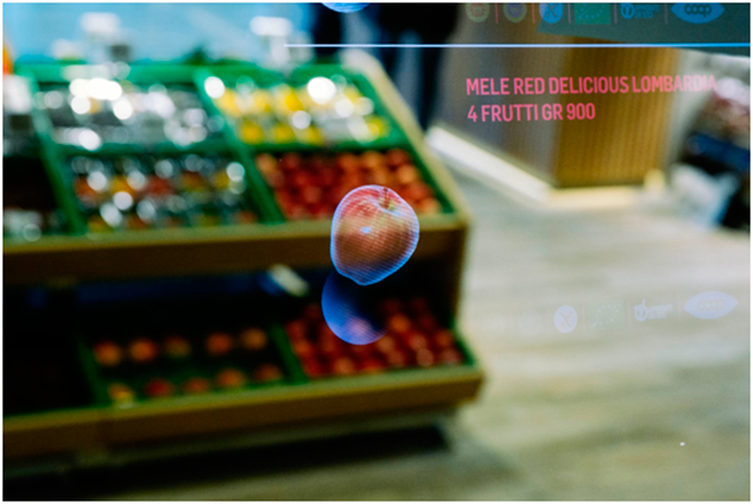 Accenture reinventa la experiencia de compra en el supermercado