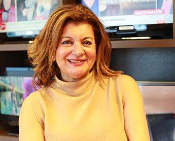 Carmen Amores, nueva presidenta de FORTA