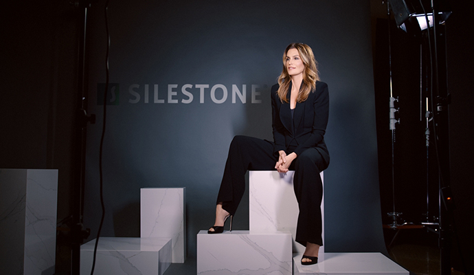Silestone ficha a Cindy Crawford como embajadora de marca