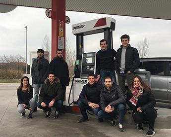 Fuelbanner, el nuevo soporte publicitario para los surtidores de las gasolineras