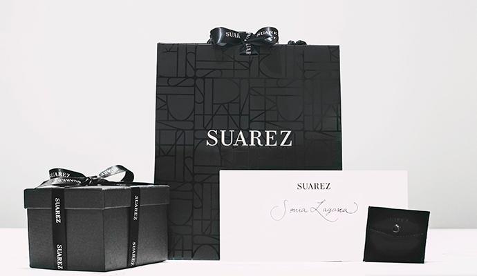 Joyería Suárez abre su boutique online internacional