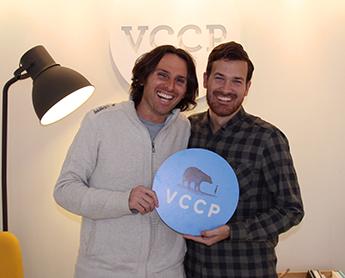 Carlos Pérez-Sauquillo, nuevo director creativo en VCCP Spain