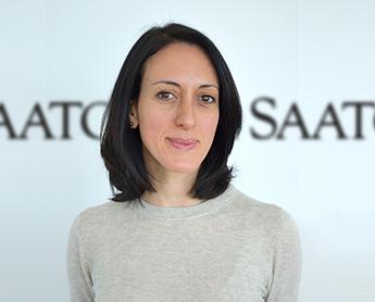 María Rosa Núñez, directora general de clientes de Saatchi & Saatchi Barcelona