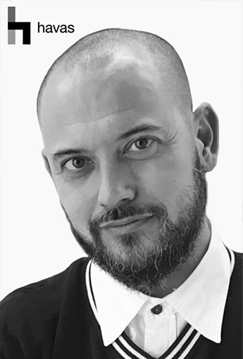 Jesús Lada, director general creativo de Havas España