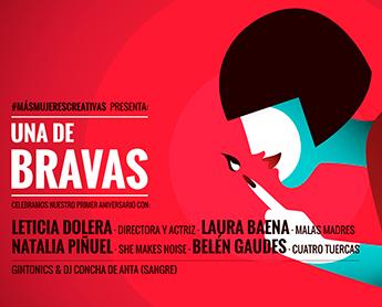 #MásMujeresCreativas celebra su primer aniversario