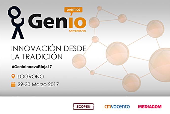 Premios Genio CMVocento Scopen La Rioja