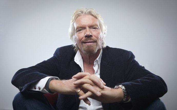 Richard Branson Wobi Madrid 2017