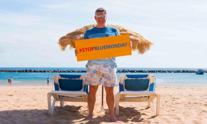 'Stop Blue Monday', de Turismo de Canarias, mejor campaña turística internacional de 2016